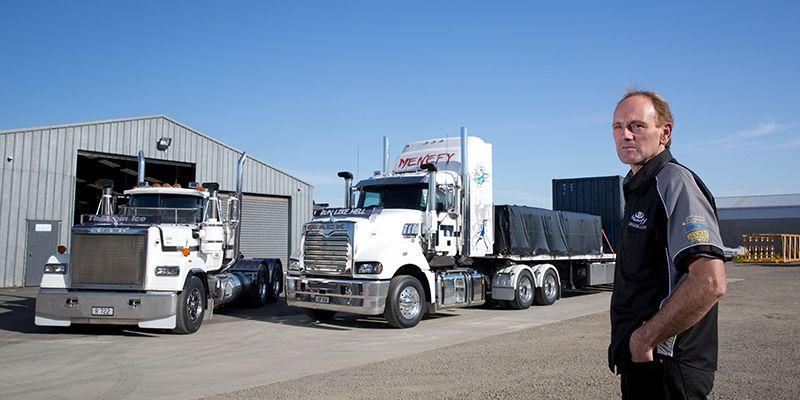 Menefy Trucking
