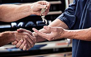 Handshake/key exchange
