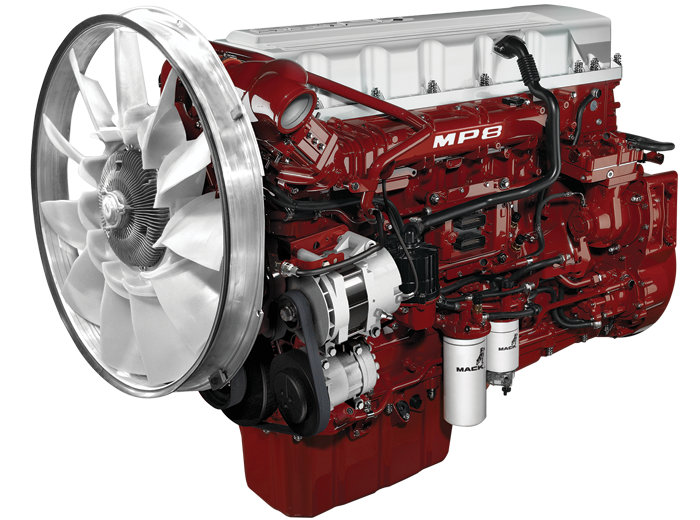 MP8 Engine - Mack Trucks Australia