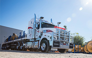 Mack Trucks - Kennedy's Transport