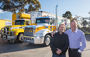 Mack Trucks Australia Granite - Glen Cameron Customer Success Story