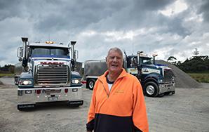 Mack Trucks Australia - Clive Taylor's Story