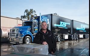 TJS Transport Super-Liner Review - Mack Trucks Australia
