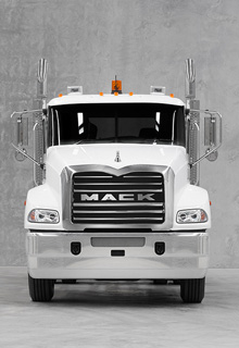 Mack Granite - Mack Trucks Australia