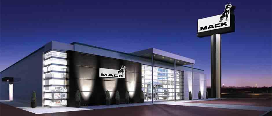 Mack dealership